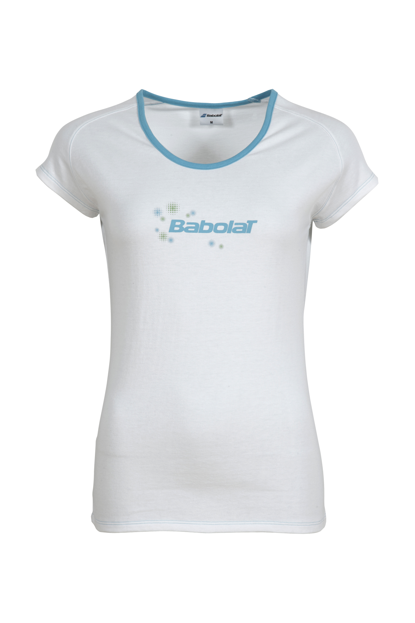 Babolat T-Shirt Women Training Basic White 2015 S