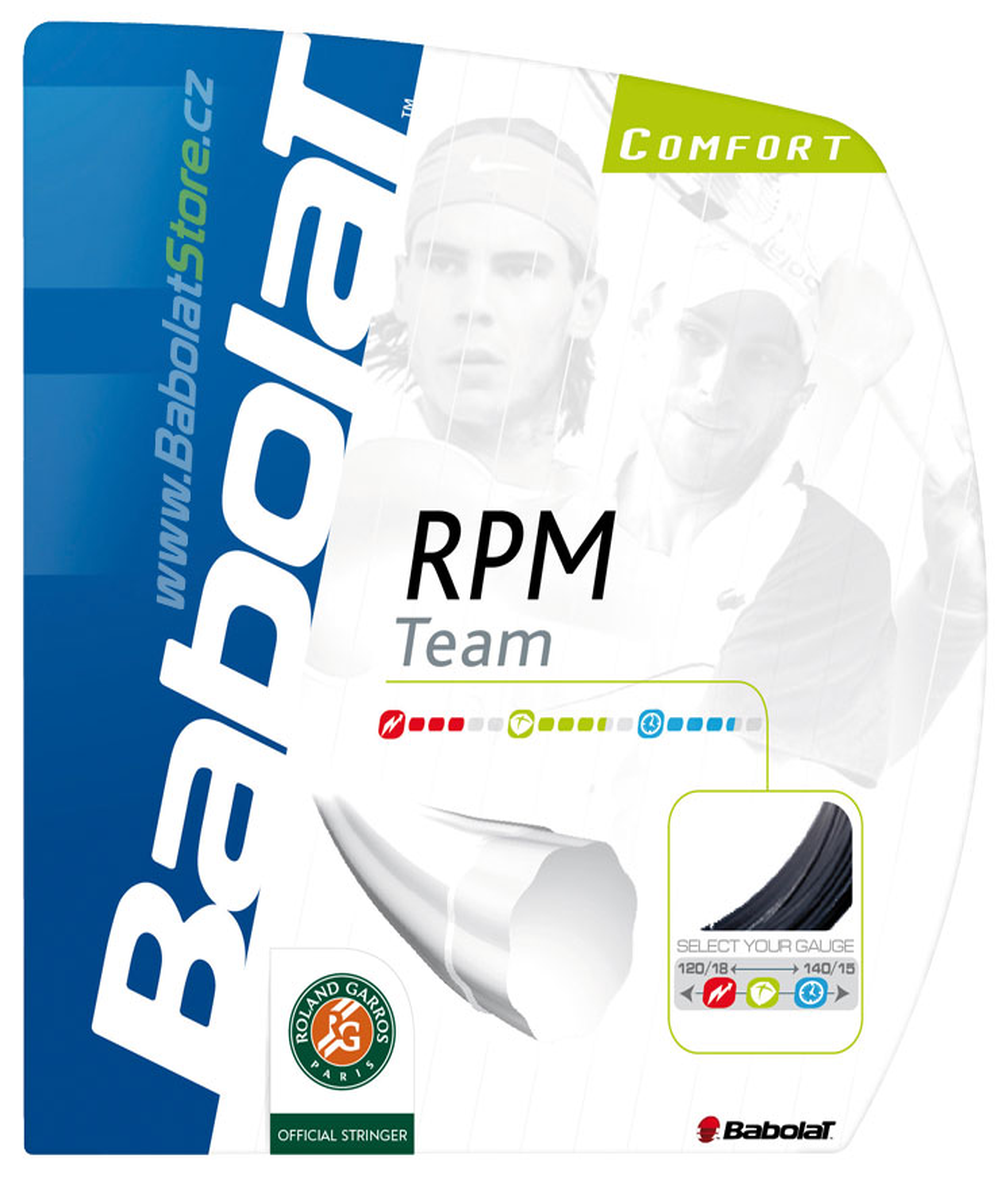 Babolat RPM Team 12m 1,25