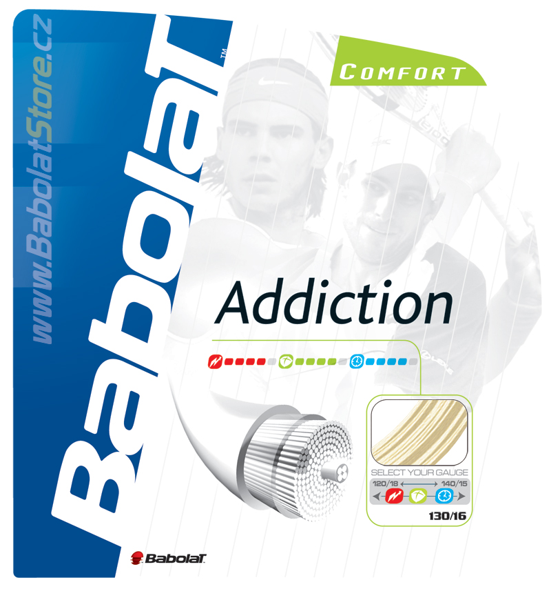 Babolat Addiction 12m 1,30