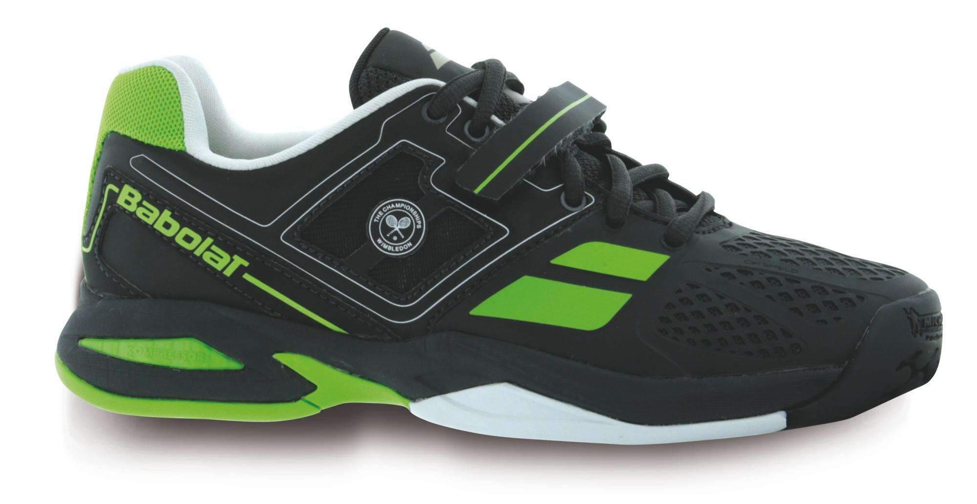 Babolat Propulse BPM Junior Black Wimbledon 33