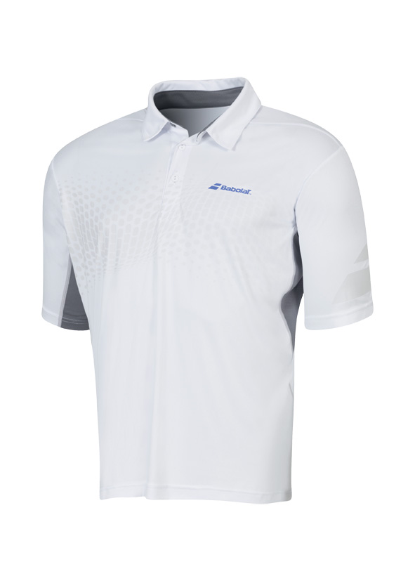 Babolat Polo Men Performance White 2016 XL
