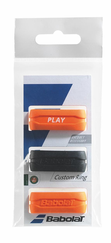 Babolat Custom Ring X3 Black&Orange