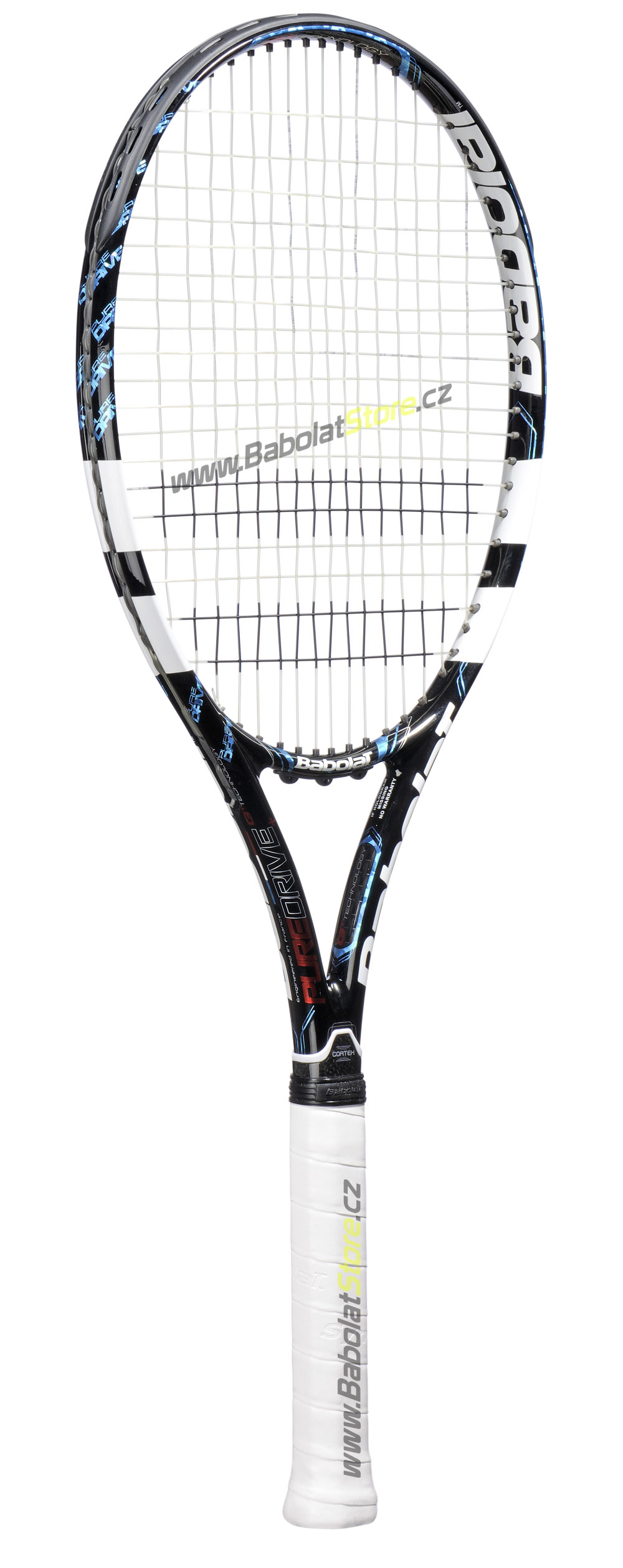 Babolat Pure Drive GT + 2012 G2