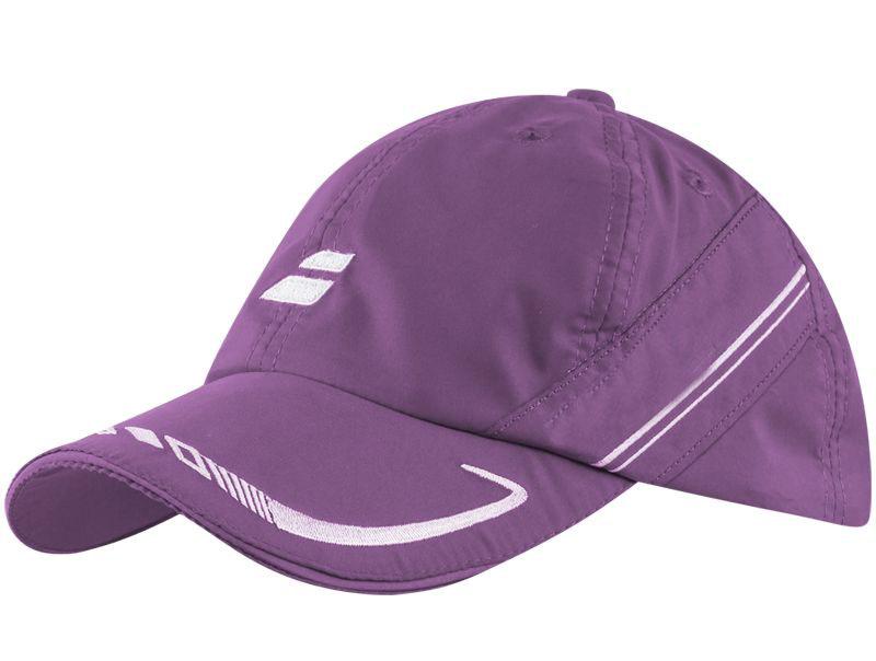 Babolat Cap IV 2014 fialová - prodyšná čepice na tenis