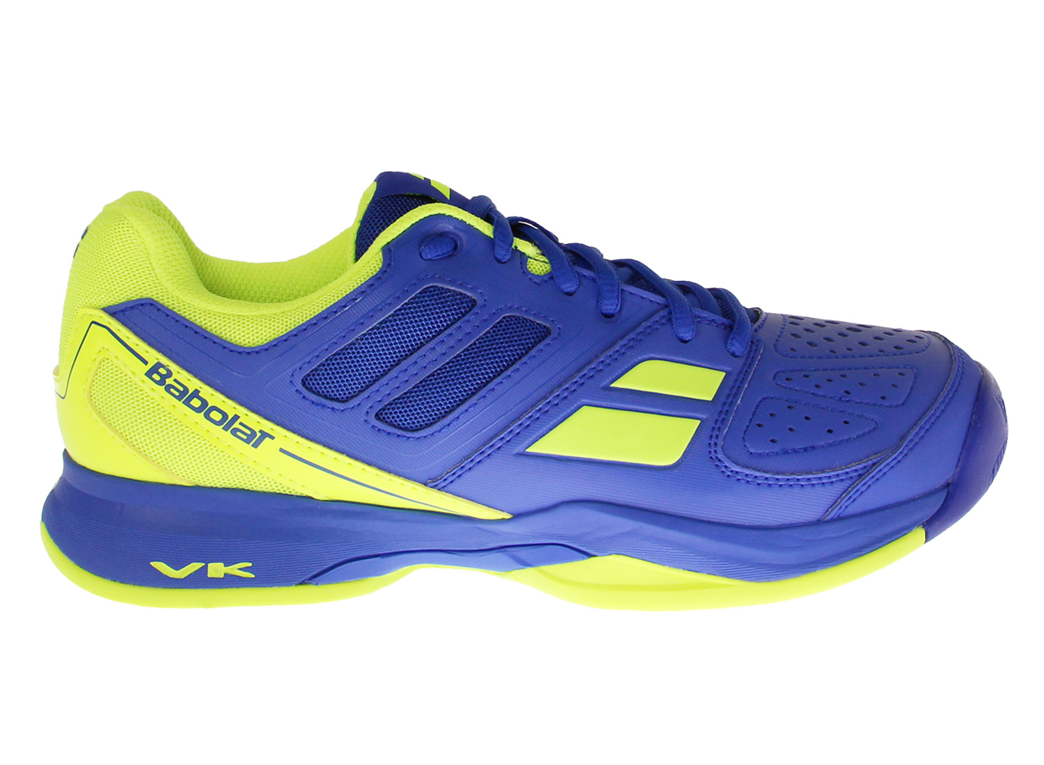 Babolat Pulsion All Court Men Blue/Yellow 40,5