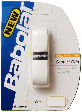 Babolat Contact Grip X1 White
