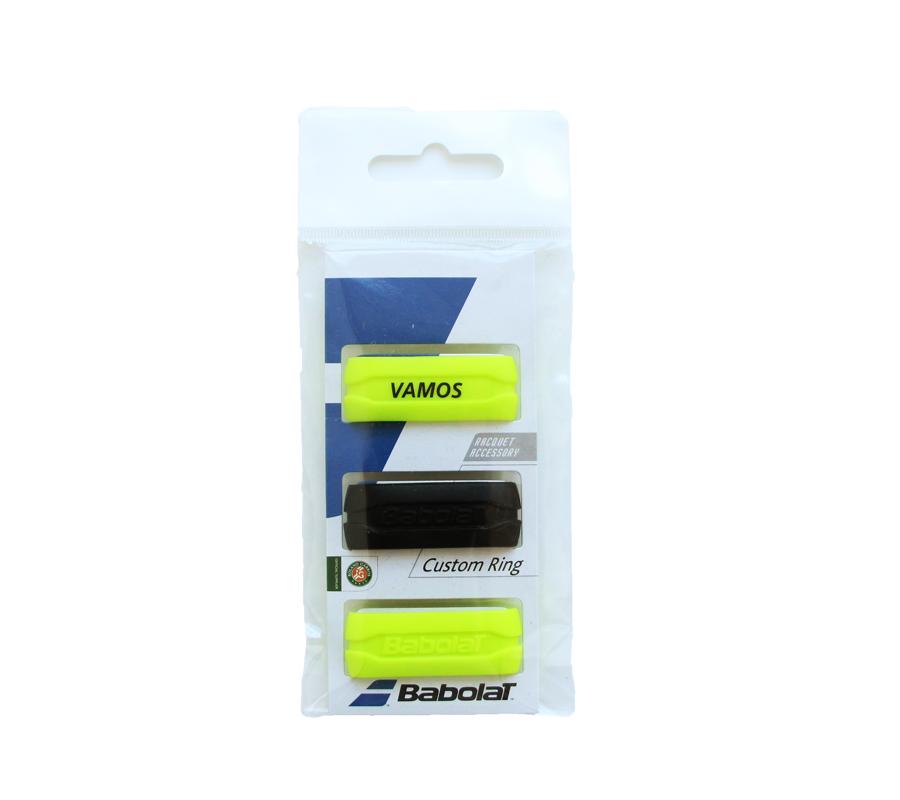 Babolat Custom Ring X3 Black&Yellow