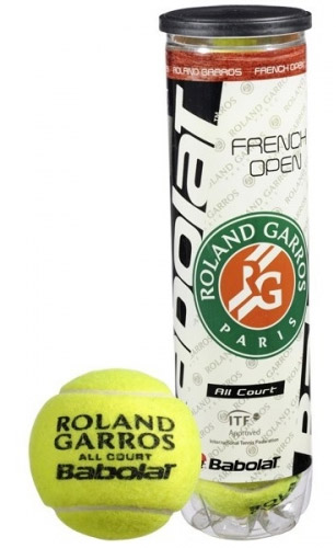 Babolat Ball French Open All Court X4 2016