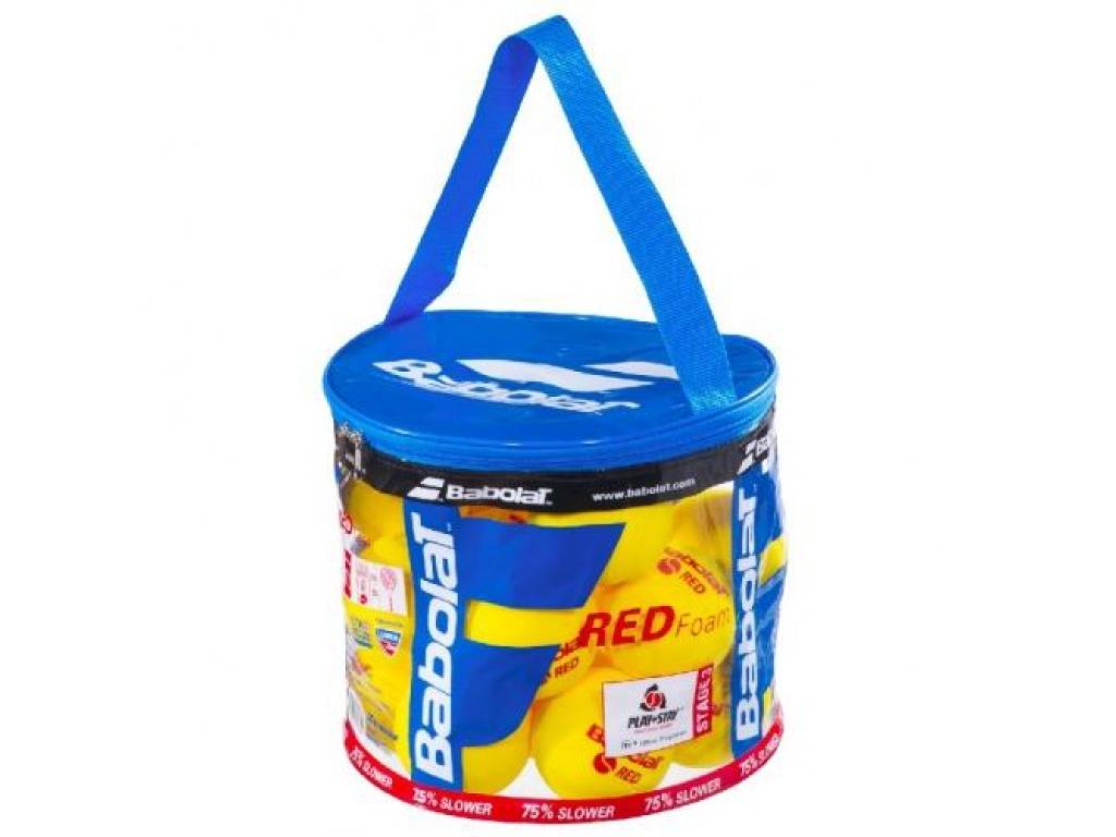 Babolat Red Foam pěnový X24 - plastový pytel