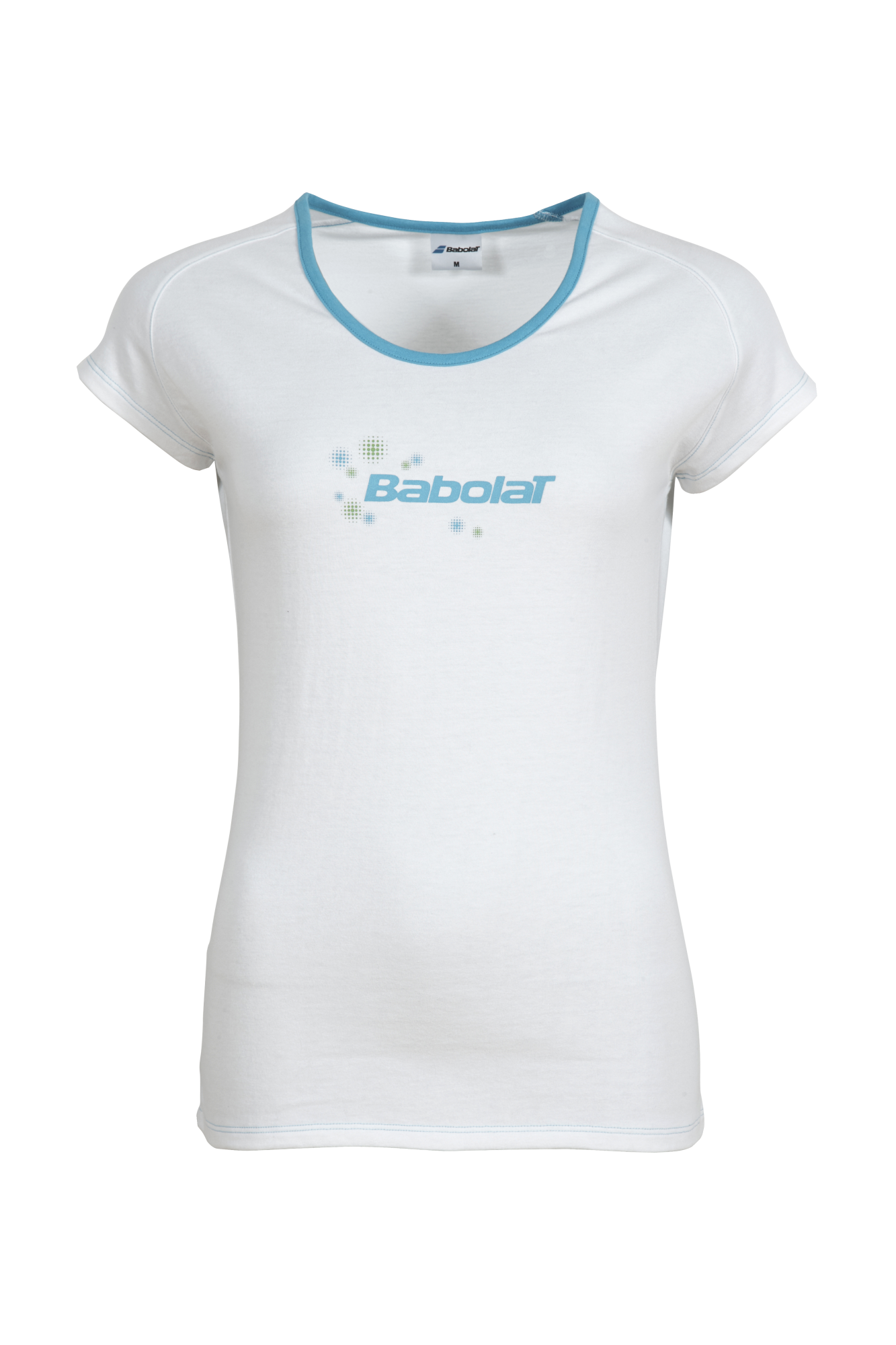 Babolat T-Shirt Girl Training Basic White 2015 164