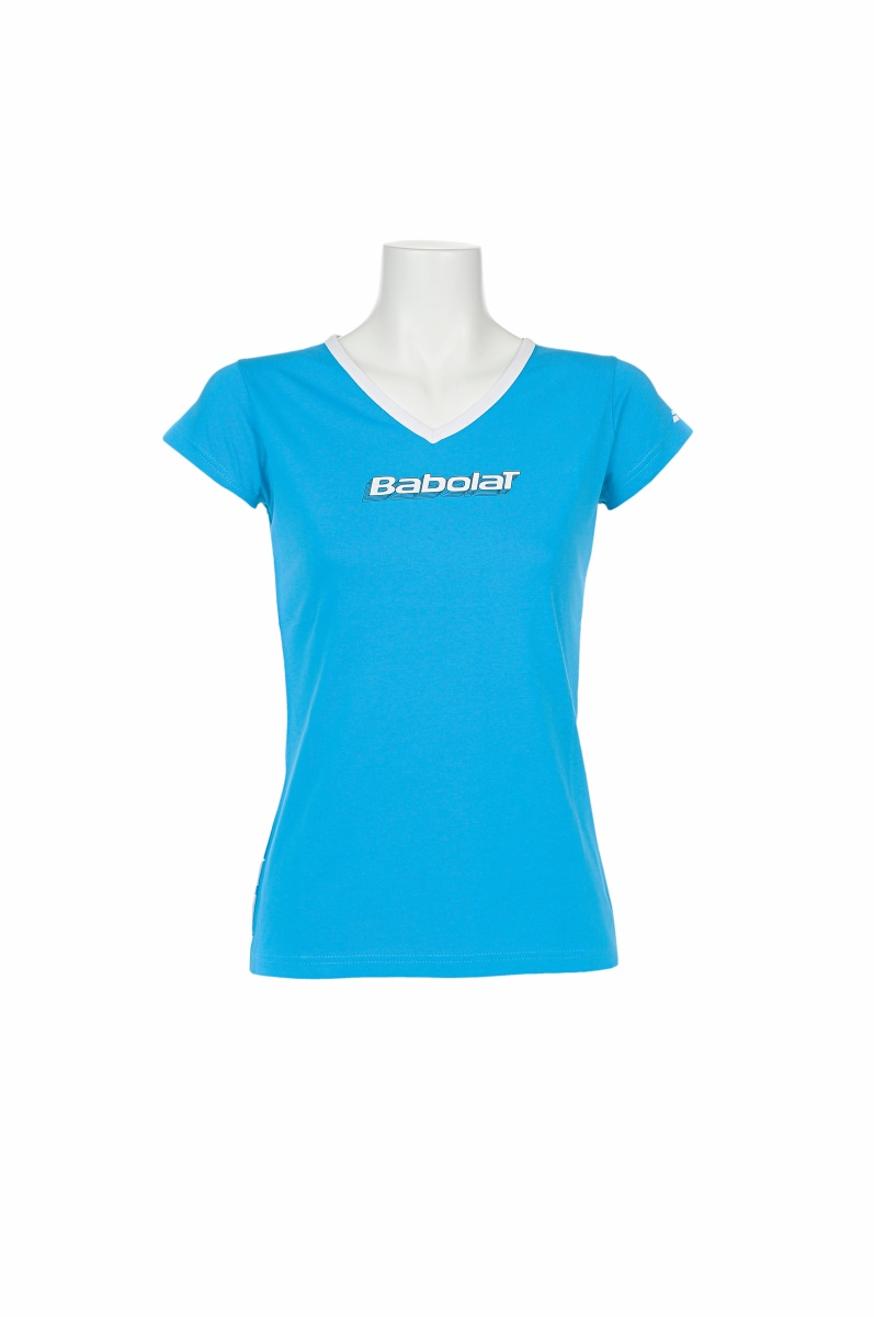Babolat T-Shirt Women Training Blue 2013/2014 S
