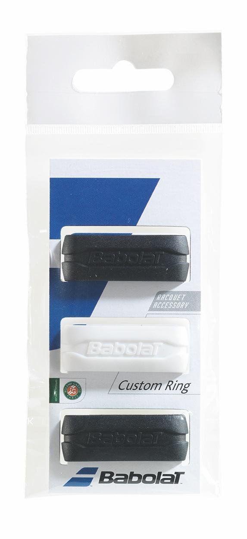 Babolat Custom Ring X3 Black&White