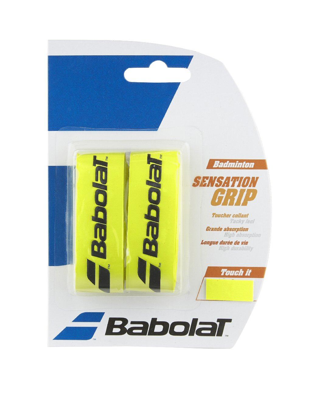 Babolat Sensation Grip X2 Yellow