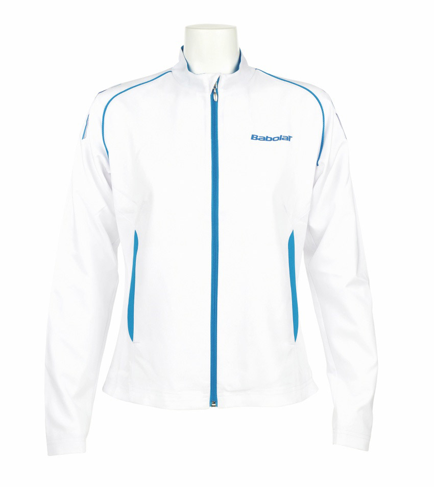 Babolat Jacket Girl Match Core White 2015 164
