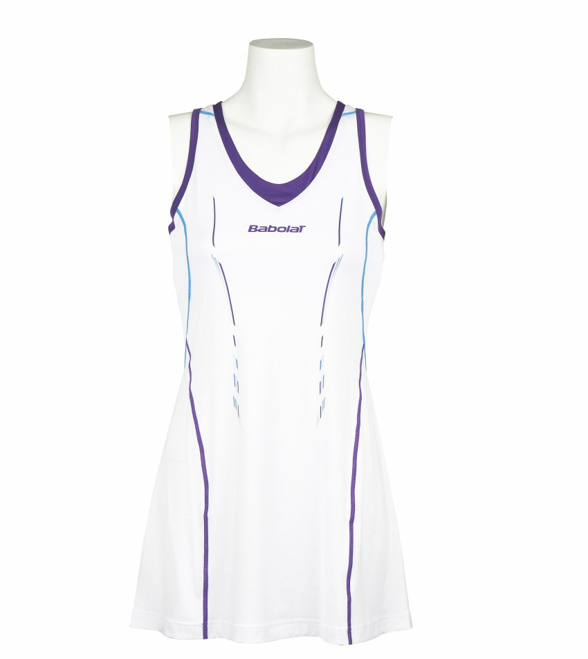 Babolat Dress Girl Match Performance White 2014 164