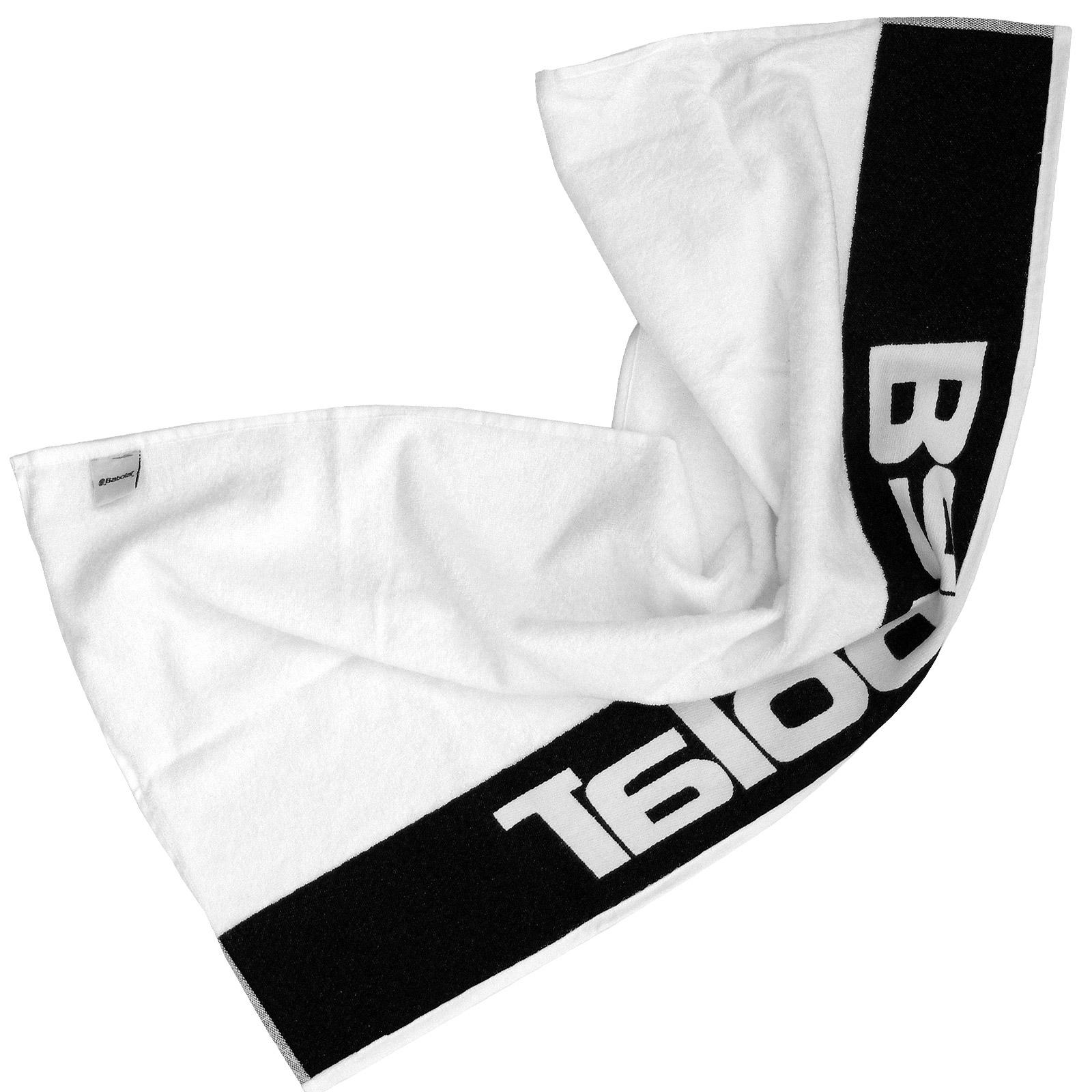 Babolat ručník 90x50 cm černý